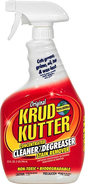RUD KUTTER KK32/2 Original Concentrated kitchen cleaner for grease