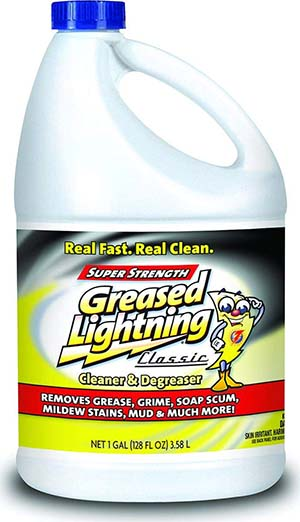 Homecare Labs Greased Lightning Degreaser for kitchen