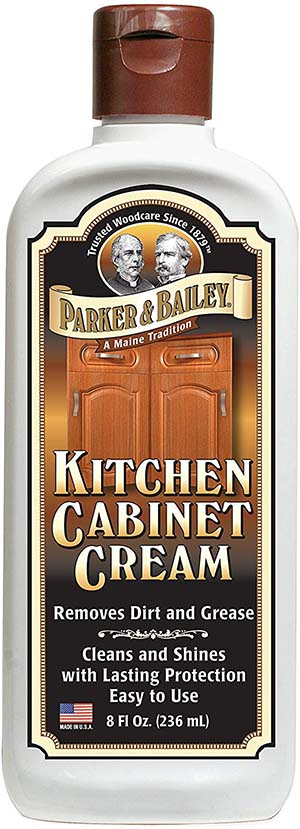 Parker & Bailey Kitchen Cabinet Cream for grease