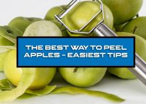 The Easiest way to peel apples - Best Tips