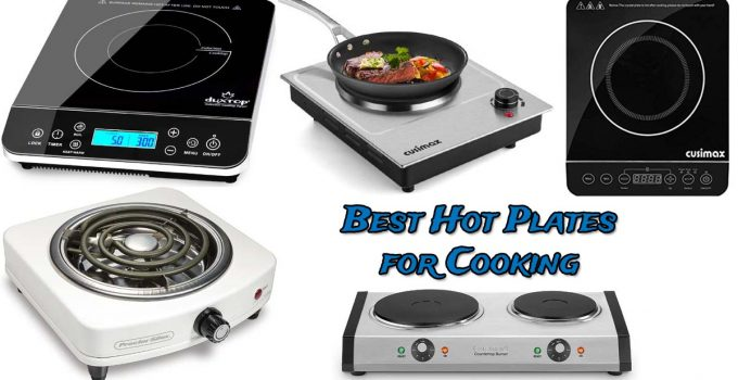 The 5 Best Hot Plates for Cooking