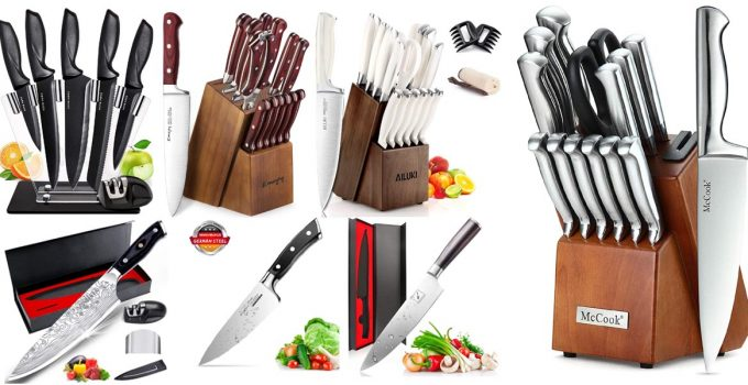 The Best Sharp Knives for Kitchen 2020